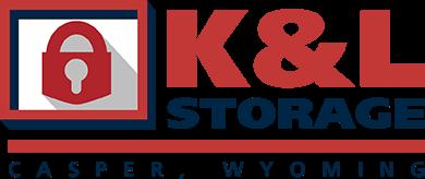 K&L Storage Logo