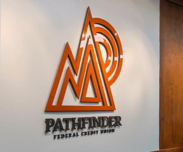 Pathfinder Federal Credit Union Redesign