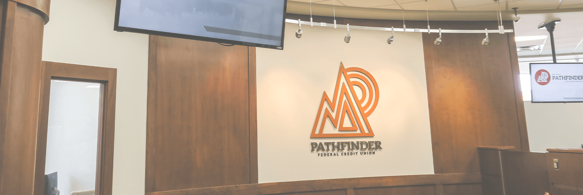 Pathfinder Federal Credit Union Hero