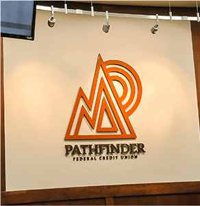 Pathfinder Federal Credit Union Brand
