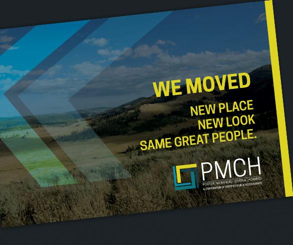 PMCH Postcard