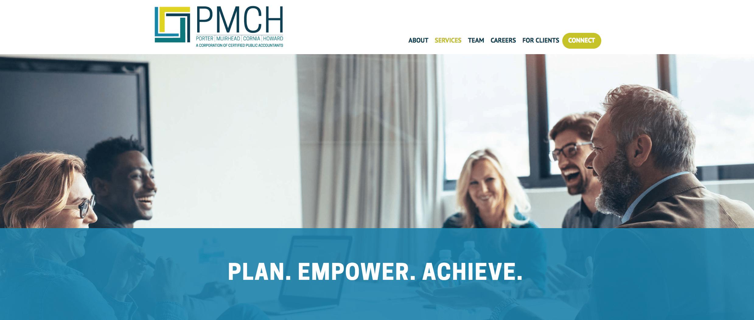 PMCH Website