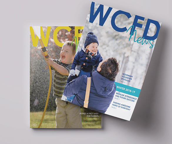 WCFD newsletter